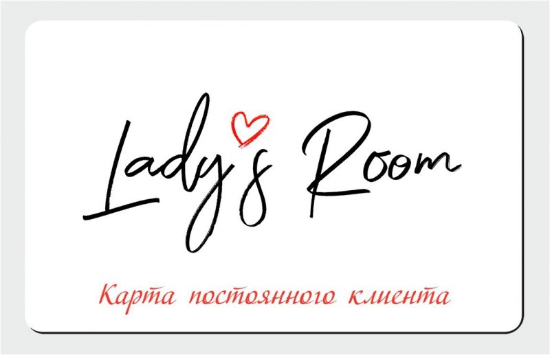 lady's room